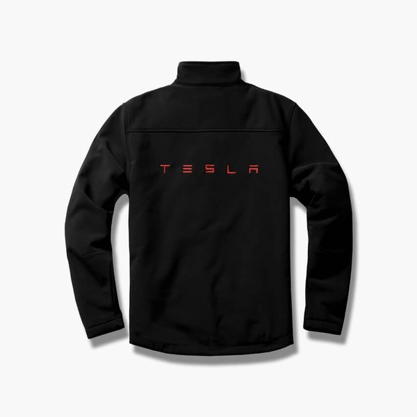 Tesla Motors テスラ モーターズ 純正 Men's Corp Jacket メンズ コーポレーションジャケット|ducatism|05