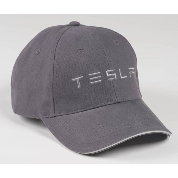 TESLA Leather Trim Hat テスラ純正 レザートリムハット (Model S/Model X) キャップCap 帽子|ducatism|02