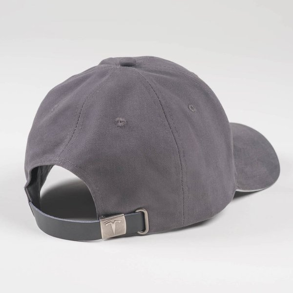 TESLA Leather Trim Hat テスラ純正 レザートリムハット (Model S/Model X) キャップCap 帽子|ducatism|03