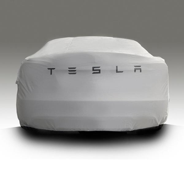 テスラ モデルS ボディカバー アウトドア用 TESLA MODEL S Outdoor Car Cover テスラモーターズ純正|ducatism|02