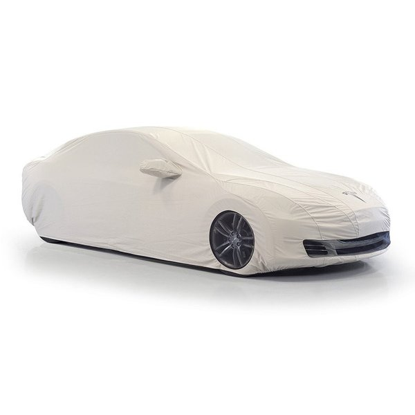 テスラ モデルS ボディカバー アウトドア用 TESLA MODEL S Outdoor Car Cover テスラモーターズ純正|ducatism|05