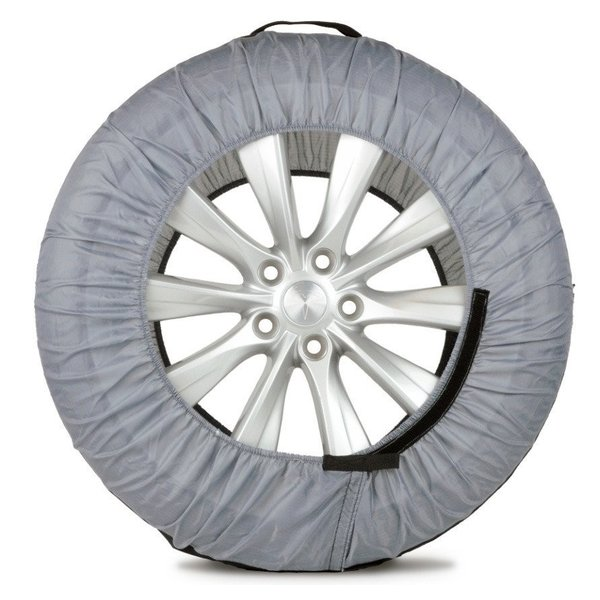 テスラ純正 モデル S X 3 用 タイヤトート タイヤカバー 2本用set TESLA MODEL S.Model X .Model 3 Tire Tote|ducatism|02