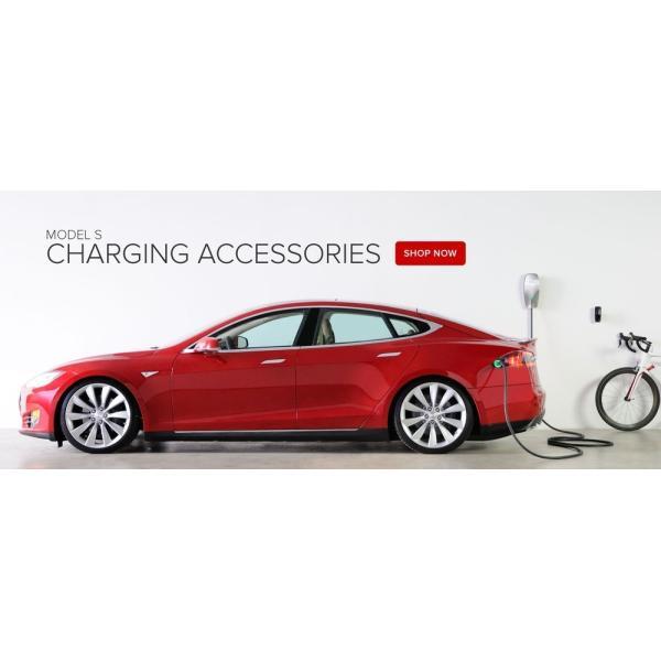 TESLA 純正 CHAdeMO アダプター テスラモーターズ (Model S・Model X・Model 3) モデルS/モデルX/モデル3 チャデモアダプター ducatism 04