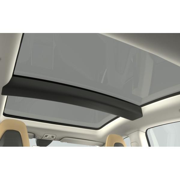 TESLA Model S Panoramic Roof Sunshades テスラ 純正 モデルS 専用 パノラミックルーフ サンシェード 前後2枚 ducatism 04