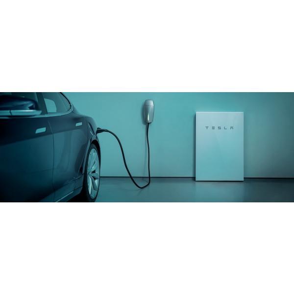 テスラ New グロスブラック ウォールコネクター充電器 7.4mロングケーブル TESLA Gloss Black Wall Connector 24  Model S/Model X/Model3 テスラモーターズ|ducatism|11
