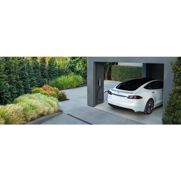 テスラ New グロスブラック ウォールコネクター充電器 7.4mロングケーブル TESLA Gloss Black Wall Connector 24  Model S/Model X/Model3 テスラモーターズ|ducatism|13