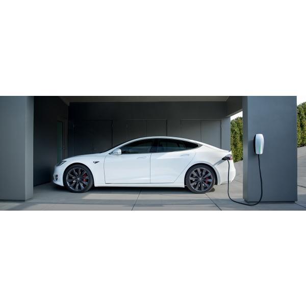 テスラ New グロスブラック ウォールコネクター充電器 7.4mロングケーブル TESLA Gloss Black Wall Connector 24  Model S/Model X/Model3 テスラモーターズ|ducatism|14