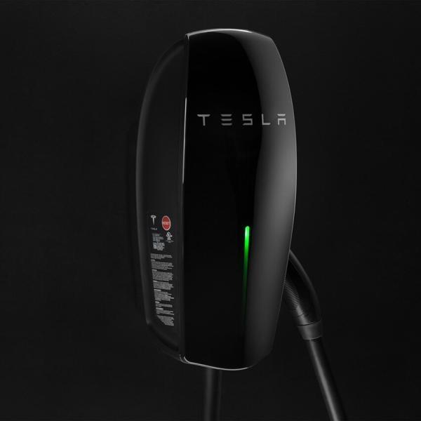 テスラ New グロスブラック ウォールコネクター充電器 7.4mロングケーブル TESLA Gloss Black Wall Connector 24  Model S/Model X/Model3 テスラモーターズ|ducatism|17