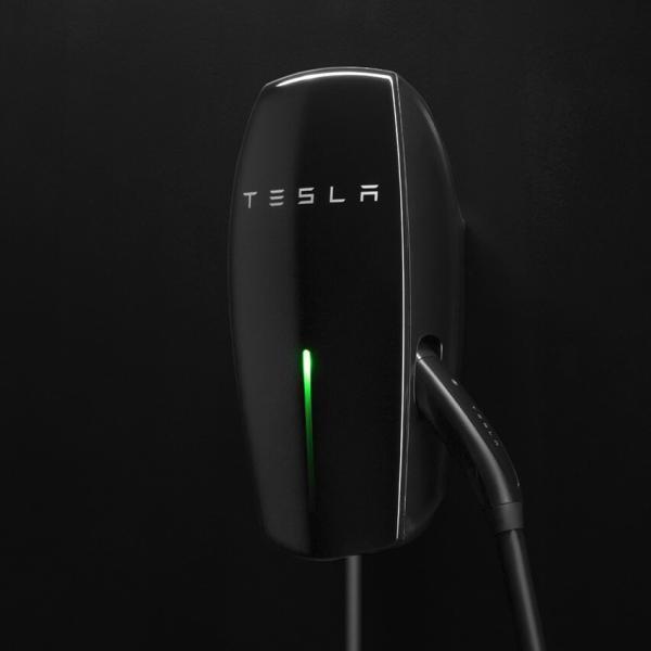 テスラ New グロスブラック ウォールコネクター充電器 7.4mロングケーブル TESLA Gloss Black Wall Connector 24  Model S/Model X/Model3 テスラモーターズ|ducatism|18