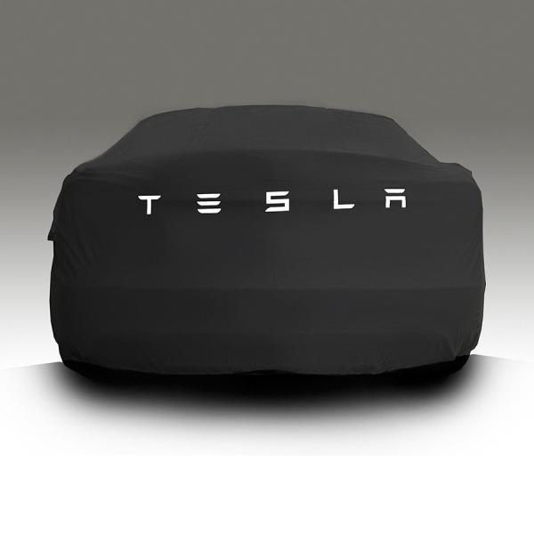 TESLA MODELX Indoor Car Cover テスラ モデルX 屋内用ボディカバー 純正品|ducatism|02