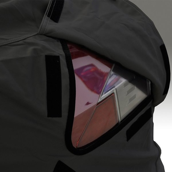 TESLA MODELX Indoor Car Cover テスラ モデルX 屋内用ボディカバー 純正品|ducatism|04