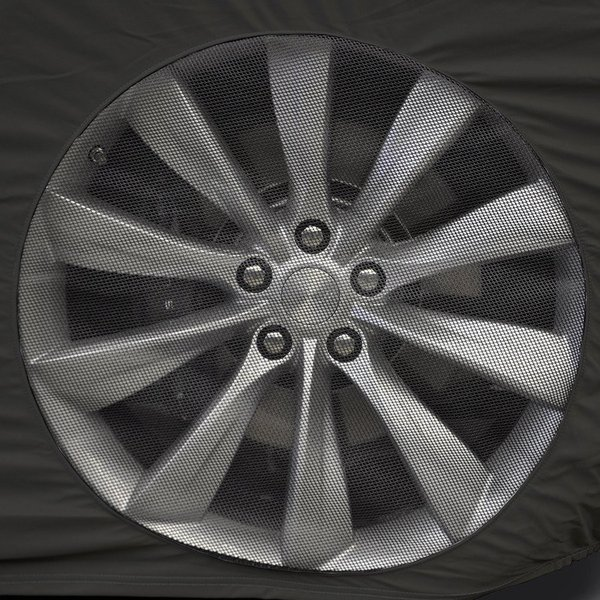TESLA MODELX Indoor Car Cover テスラ モデルX 屋内用ボディカバー 純正品|ducatism|05
