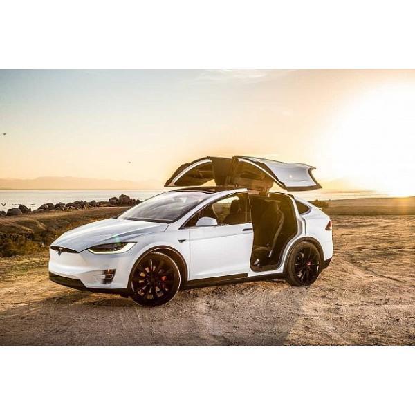 TESLA MODELX Indoor Car Cover テスラ モデルX 屋内用ボディカバー 純正品|ducatism|06