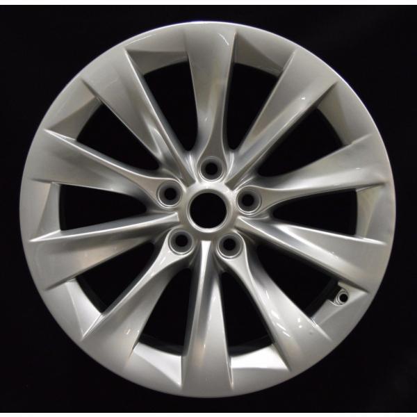 テスラ モデルS  純正19インチ スリップストリーム ホイール 4本set SlipStream Wheel 8Jx19 ducatism