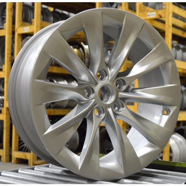 テスラ モデルS  純正19インチ スリップストリーム ホイール 4本set SlipStream Wheel 8Jx19 ducatism 02