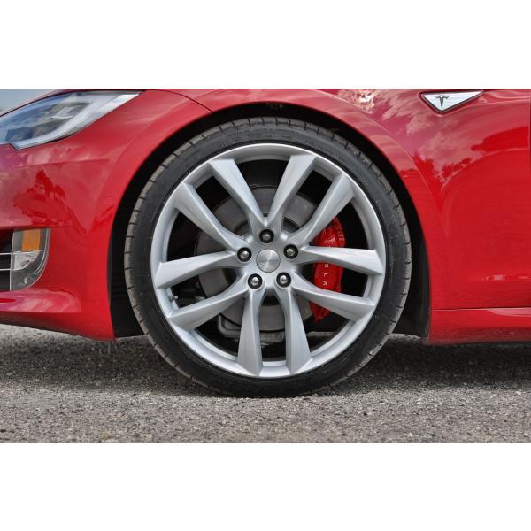 テスラ認証タイヤ モデルS 純正 21インチ ミシュラン パイロットスーパースポーツ 245/35ZR21 1本 Michelin PSS TO Tesla ModelS ducatism 08