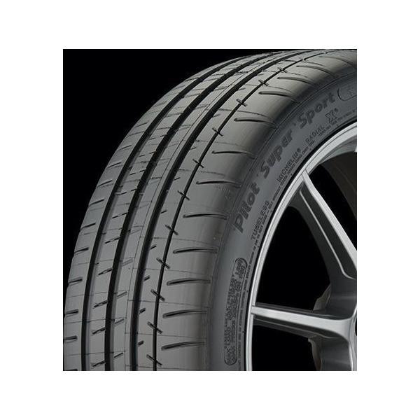 テスラ認証タイヤ モデルS 純正 21インチ ミシュラン パイロットスーパースポーツ 265/35ZR21 リア1本 Michelin PSS TO Tesla ModelS ducatism 03