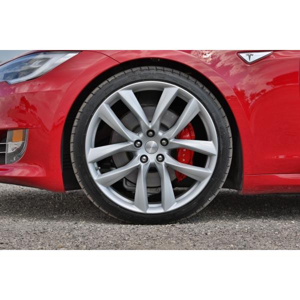 テスラ認証タイヤ モデルS 純正 21インチ ミシュラン パイロットスーパースポーツ 265/35ZR21 リア1本 Michelin PSS TO Tesla ModelS ducatism 08