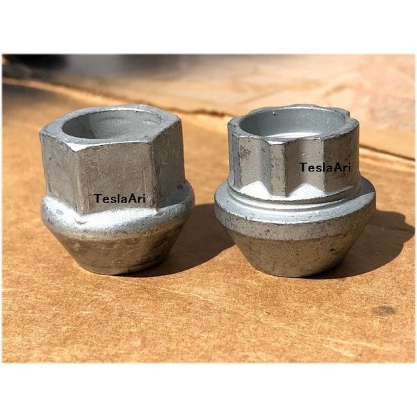 TESLA Model S/X/3 Wheel Lock Set テスラ モデルS/X/3 ホイールロックナットセット 純正品 ducatism 04