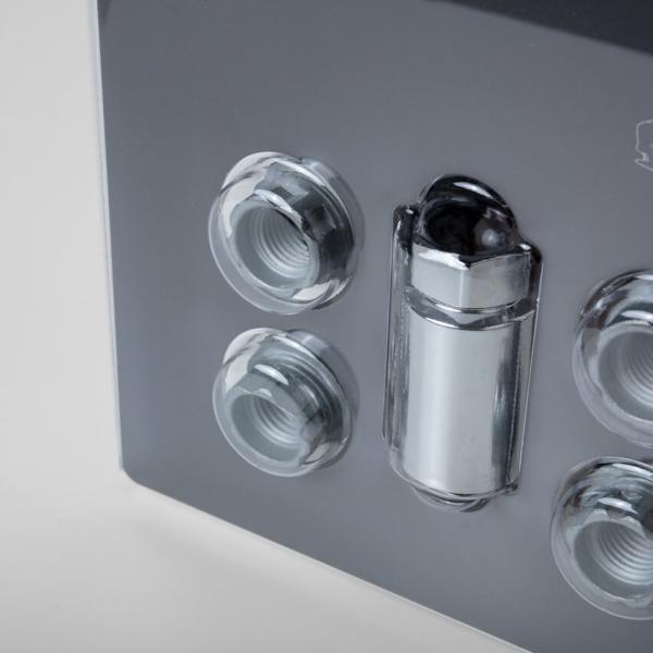 TESLA Model S/X/3 Wheel Lock Set テスラ モデルS/X/3 ホイールロックナットセット 純正品 ducatism 05