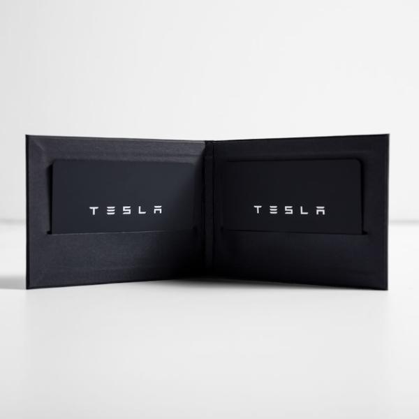 TESLA モデル3 用 キーカード テスラ 純正品 MODEL 3 Key card カードキー|ducatism|03