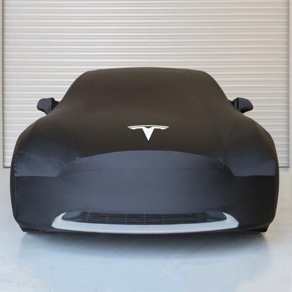 TESLA MODEL3 Indoor Car Cover テスラ モデル3 屋内用ボディカバー 純正品|ducatism|02