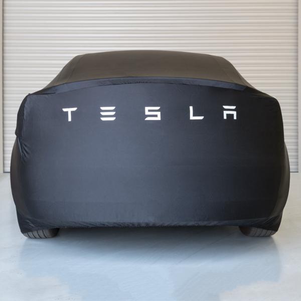 TESLA MODEL3 Indoor Car Cover テスラ モデル3 屋内用ボディカバー 純正品|ducatism|03