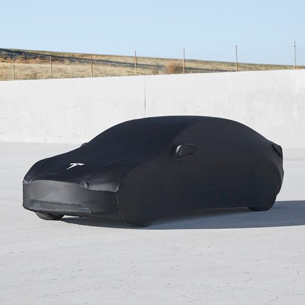 TESLA MODEL3 Indoor Car Cover テスラ モデル3 屋内用ボディカバー 純正品|ducatism|05