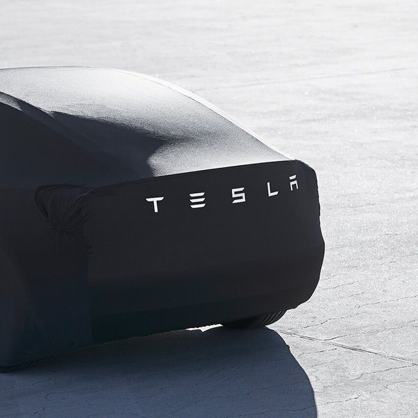 TESLA MODEL3 Indoor Car Cover テスラ モデル3 屋内用ボディカバー 純正品|ducatism|06