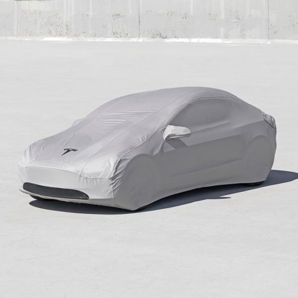 TESLA MODEL3 Outdoor Car Cover テスラ モデル3 屋外用ボディカバー 純正品|ducatism