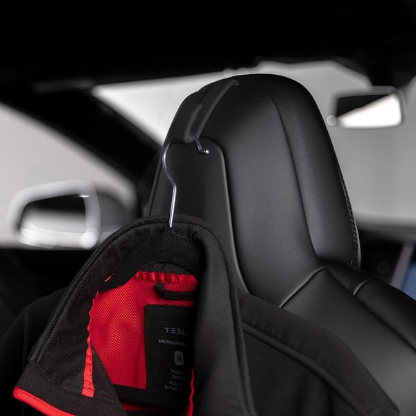 TESLA Model S/X  Coat Hooks テスラ純正 コートフック モデルS / X 2017-2019|ducatism