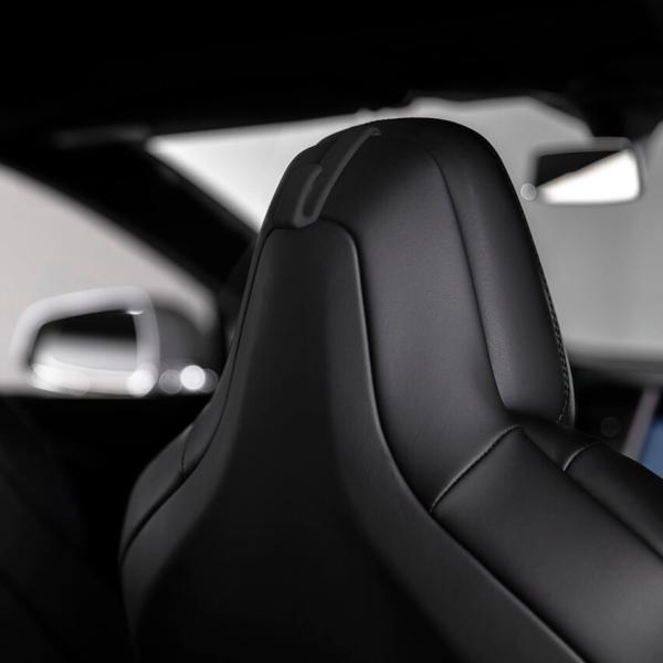 TESLA Model S/X  Coat Hooks テスラ純正 コートフック モデルS / X 2017-2019|ducatism|02