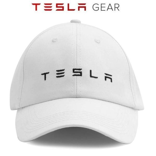 Tesla Logo Hat テスラ純正 テスラロゴハット (Model S/Model X/Model 3) 帽子 キャップ Cap|ducatism|03
