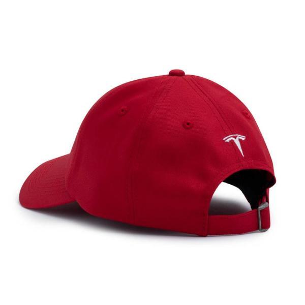 Tesla Logo Hat テスラ純正 テスラロゴハット (Model S/Model X/Model 3) 帽子 キャップ Cap|ducatism|07