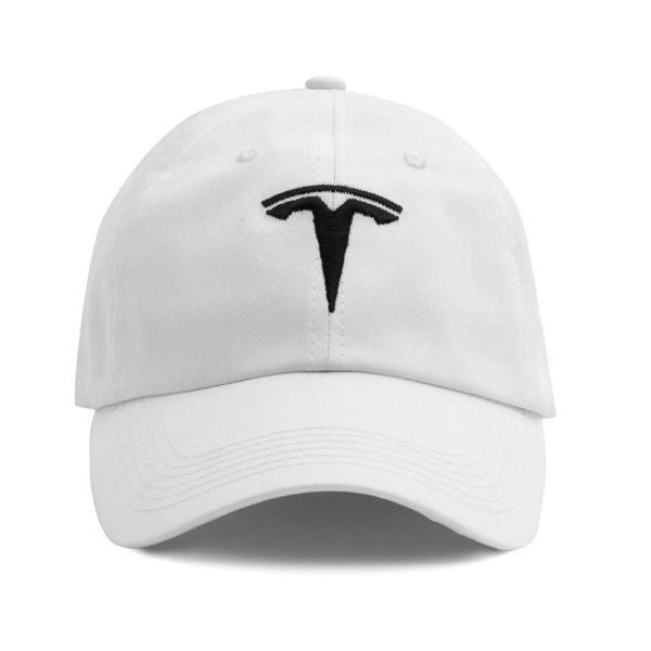 Tesla T-Logo Hat テスラ純正 Tロゴハット (Model S/Model X/Model3) 帽子 キャップ Cap ducatism 02