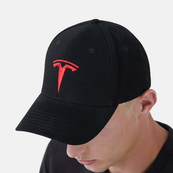 Tesla T-Logo Hat テスラ純正 Tロゴハット (Model S/Model X/Model3) 帽子 キャップ Cap ducatism 11