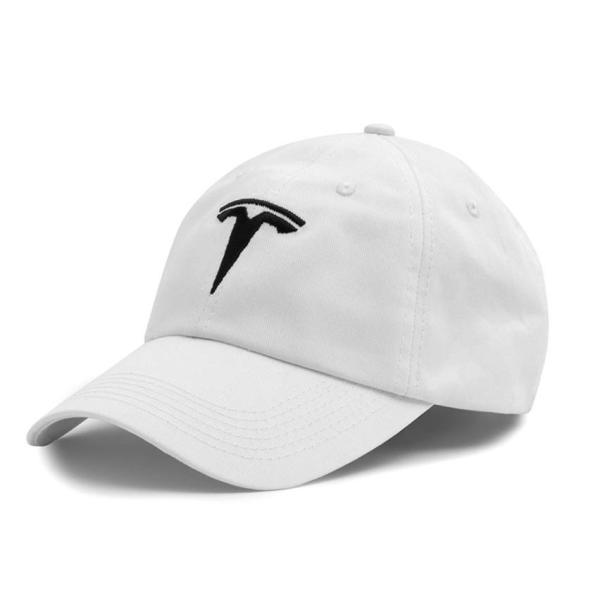Tesla T-Logo Hat テスラ純正 Tロゴハット (Model S/Model X/Model3) 帽子 キャップ Cap ducatism 03