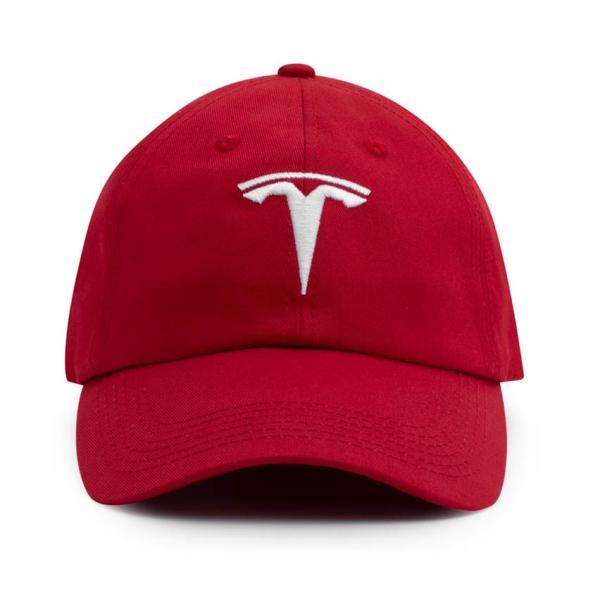 Tesla T-Logo Hat テスラ純正 Tロゴハット (Model S/Model X/Model3) 帽子 キャップ Cap ducatism 05