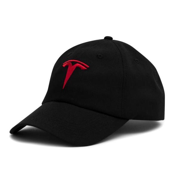 Tesla T-Logo Hat テスラ純正 Tロゴハット (Model S/Model X/Model3) 帽子 キャップ Cap ducatism 09
