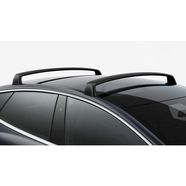 TESLA Model S Roof Rack System テスラ純正 ルーフラックシステム モデルS 「固定ガラスルーフ専用」|ducatism