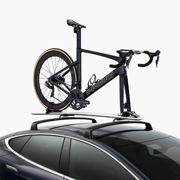 TESLA Model S Roof Rack System テスラ純正 ルーフラックシステム モデルS 「固定ガラスルーフ専用」|ducatism|02