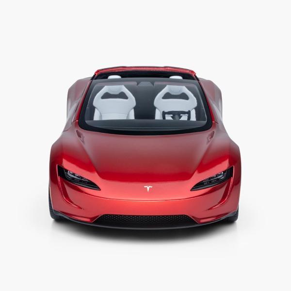 TESLA Diecast 1:18 Scale New Roadster テスラ純正品 ダイキャスト 1/18 New ロードスター モデルカー ミニカー|ducatism|06