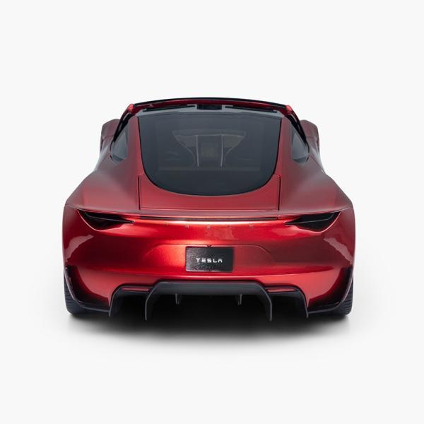 TESLA Diecast 1:18 Scale New Roadster テスラ純正品 ダイキャスト 1/18 New ロードスター モデルカー ミニカー|ducatism|07
