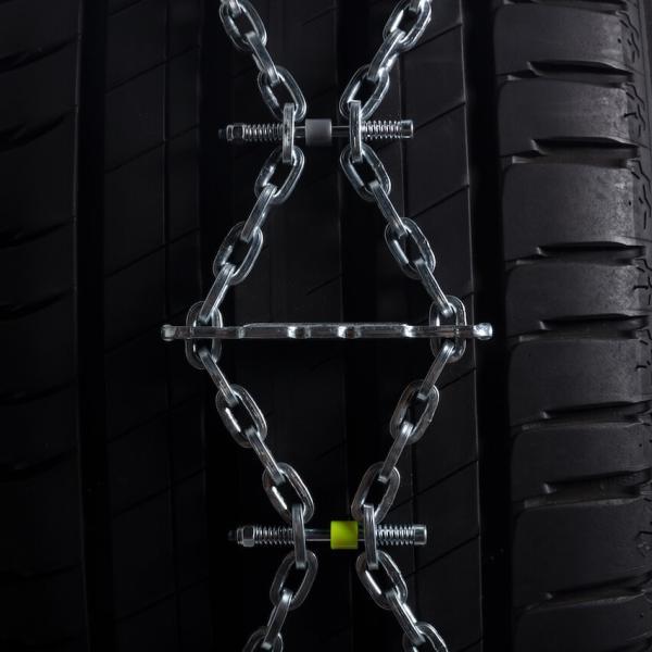 テスラ 純正 モデルX スノーチェーン TESLA MODEL X 20/22インチ車 Model X Snow Chains ducatism 05