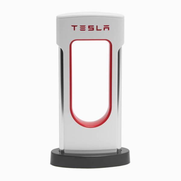Tesla テスラ純正 デスクトップスーパーチャージャー Desktop Supercharger Model S Model X Model3|ducatism|02