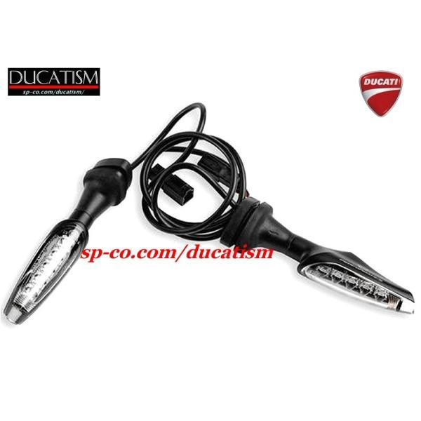 DUCATI パフォーマンス LEDウィンカーset パニガーレ V4 PanigaleV4 Monster1200 1100EVO. ターンインジケーターセット DUCATIPerformance 正規純正品|ducatism|04