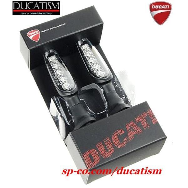 DUCATI パフォーマンス LEDウィンカーset パニガーレ V4 PanigaleV4 Monster1200 1100EVO. ターンインジケーターセット DUCATIPerformance 正規純正品|ducatism|06