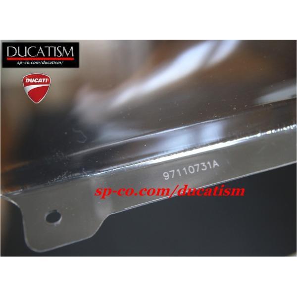 DUCATI パニガーレV4 ラージスクリーン クリアー/スモーク 大型プレキシガラス ドゥカティ パフォーマンス DP Panigale V4 正規純正品 ducatism 11
