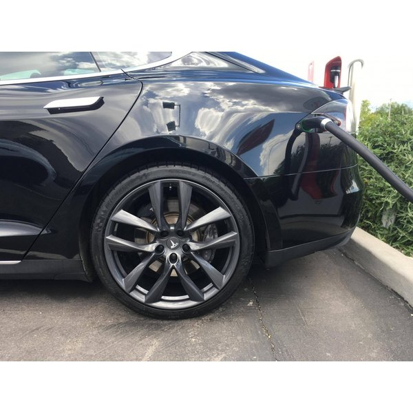 テスラ モデルS  純正 21インチ アラクニッド ホイール グレー4本set Arachnid Wheel 8.5Jx21/9Jx21 1台分set Tesla ModelS 鍛造|ducatism|03