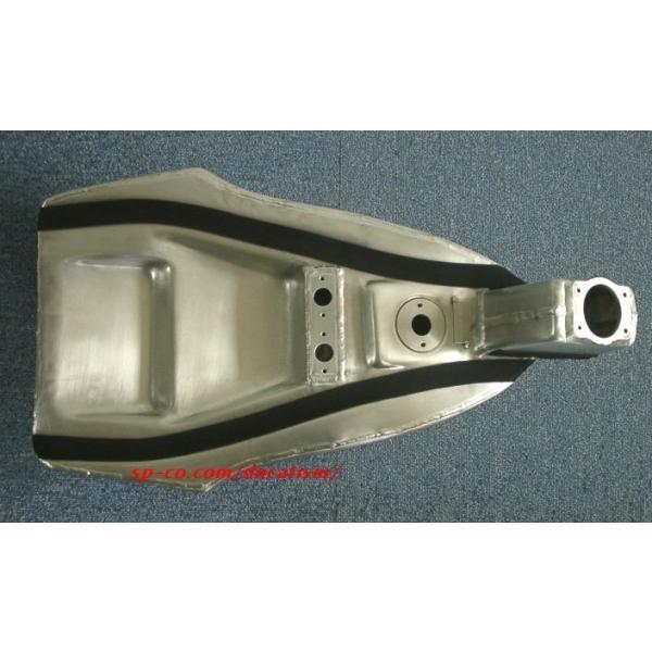 ビーターアルミタンク DUCATI MH900e用 15Lタンク|ducatism|04